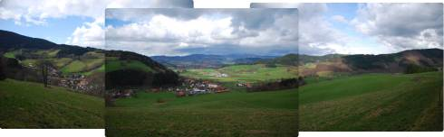 Oberried panorama
